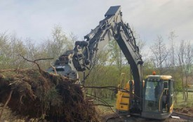 GRP 400.7 - Courtesy of GMS Forestry, Scotland.
